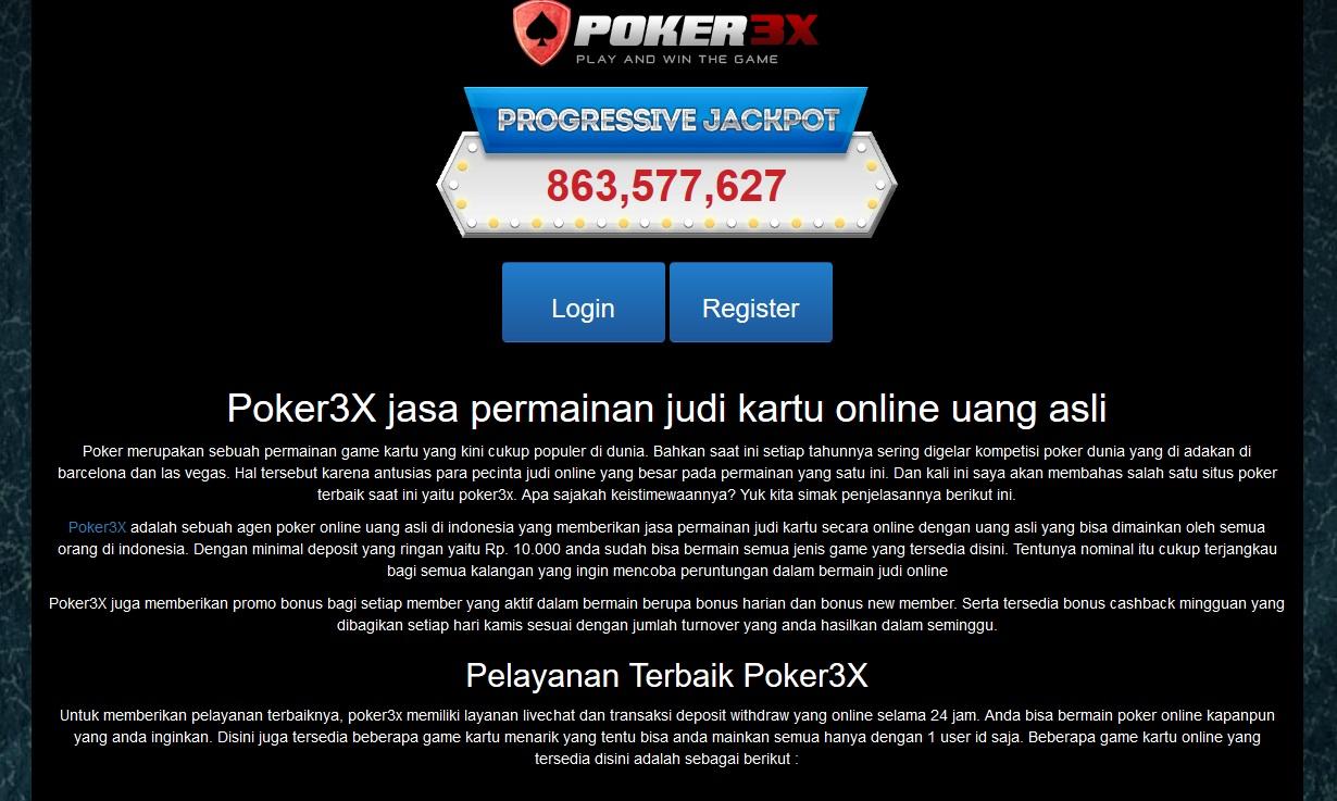 poker3x