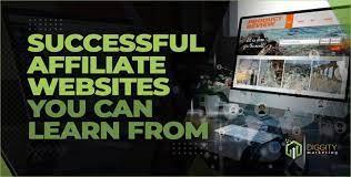 Affiliate Website Marketing